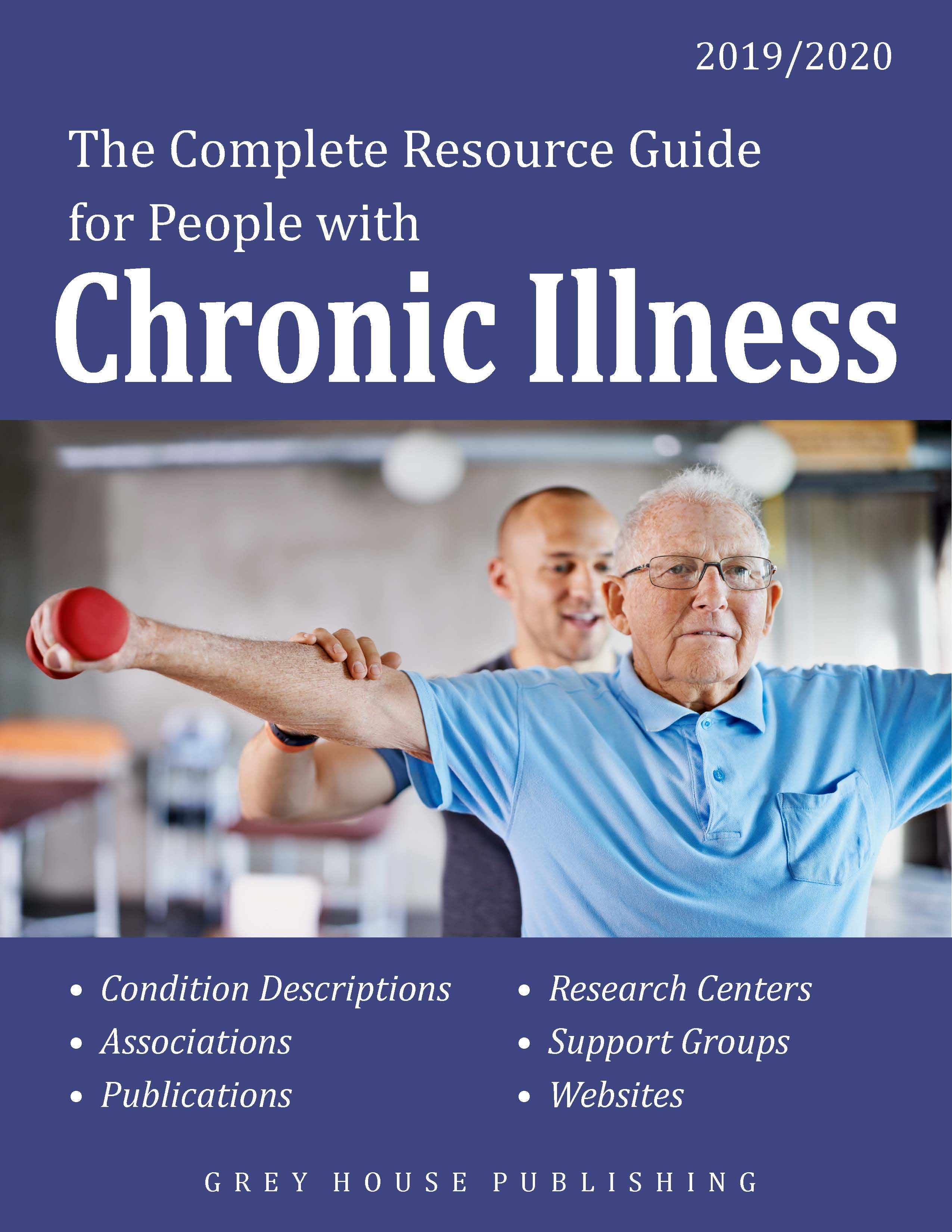 The Complete Directory for People with Chronic Illness